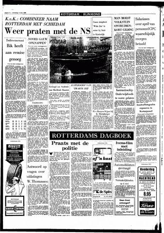 Rotterdamsch Parool / De Schiedammer 1966-05-04