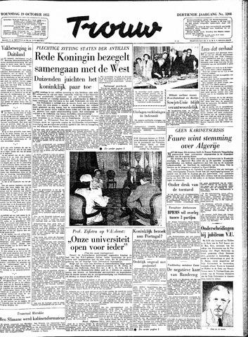 Trouw / De Rotterdammer 1955-10-19