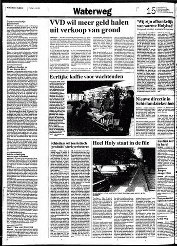 Rotterdamsch Nieuwsblad / Schiedamsche Courant / Rotterdams Dagblad / Waterweg / Algemeen Dagblad 1991-05-03