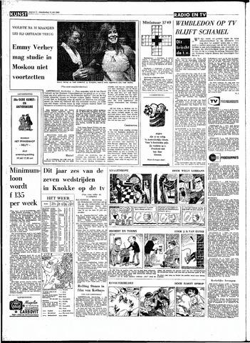 Rotterdamsch Parool / De Schiedammer 1968-07-04