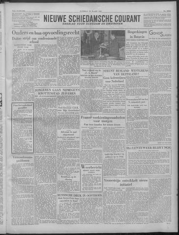 Nieuwe Schiedamsche Courant 1949-03-26