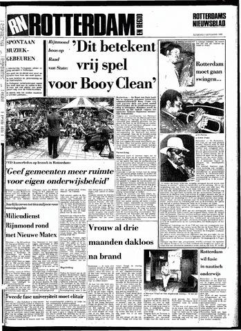 Rotterdamsch Nieuwsblad / Schiedamsche Courant / Rotterdams Dagblad / Waterweg / Algemeen Dagblad 1983-09-03