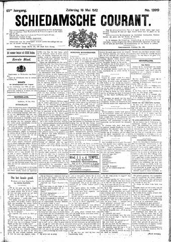 Schiedamsche Courant 1912-05-18