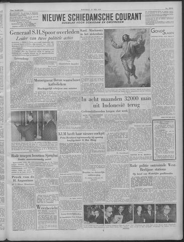 Nieuwe Schiedamsche Courant 1949-05-25