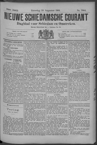 Nieuwe Schiedamsche Courant 1901-08-24