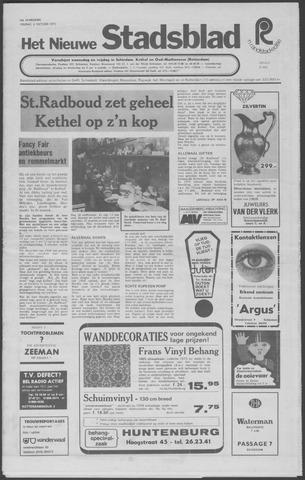 Het Nieuwe Stadsblad 1972-10-06