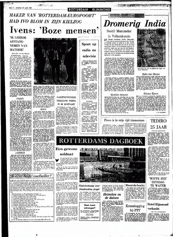 Rotterdamsch Parool / De Schiedammer 1966-04-30