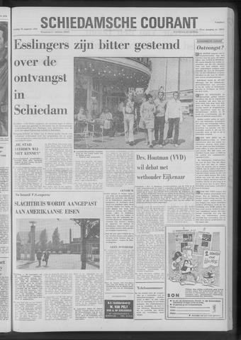 Rotterdamsch Nieuwsblad / Schiedamsche Courant / Rotterdams Dagblad / Waterweg / Algemeen Dagblad 1970-08-14