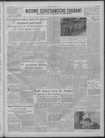 Nieuwe Schiedamsche Courant 1949-04-22
