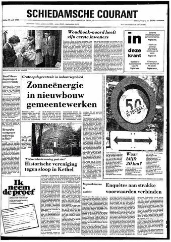 Rotterdamsch Nieuwsblad / Schiedamsche Courant / Rotterdams Dagblad / Waterweg / Algemeen Dagblad 1980-04-18