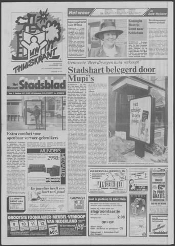 Het Nieuwe Stadsblad 1988-11-09