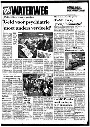 Rotterdamsch Nieuwsblad / Schiedamsche Courant / Rotterdams Dagblad / Waterweg / Algemeen Dagblad 1985-06-17