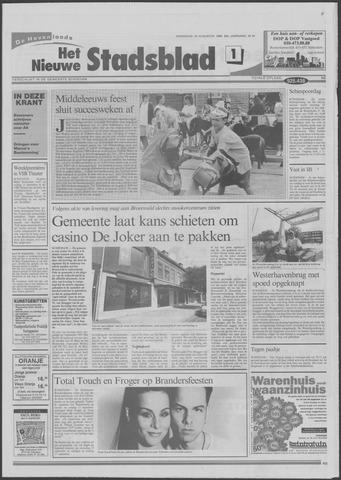 Het Nieuwe Stadsblad 1998-08-19