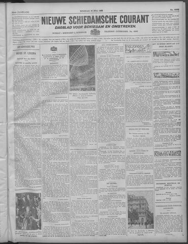 Nieuwe Schiedamsche Courant 1932-07-19