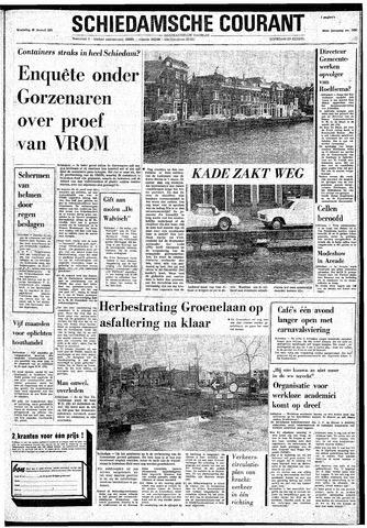 Rotterdamsch Nieuwsblad / Schiedamsche Courant / Rotterdams Dagblad / Waterweg / Algemeen Dagblad 1974-01-30