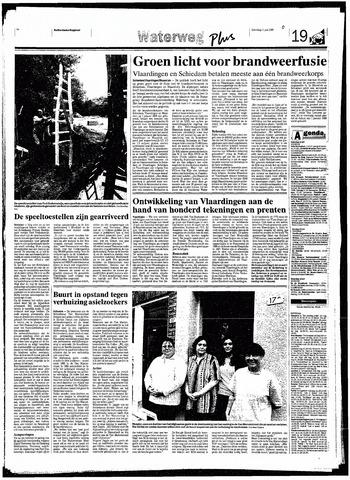 Rotterdamsch Nieuwsblad / Schiedamsche Courant / Rotterdams Dagblad / Waterweg / Algemeen Dagblad 1998-07-11