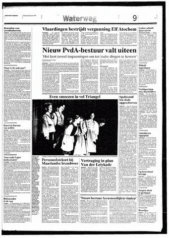 Rotterdamsch Nieuwsblad / Schiedamsche Courant / Rotterdams Dagblad / Waterweg / Algemeen Dagblad 1993-01-25