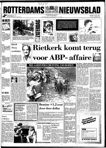 Rotterdamsch Nieuwsblad / Schiedamsche Courant / Rotterdams Dagblad / Waterweg / Algemeen Dagblad 1983-07-30