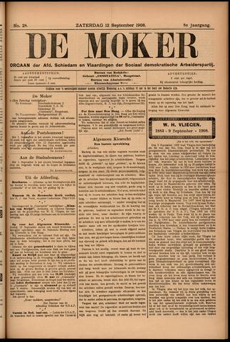 De Moker 1908-09-12