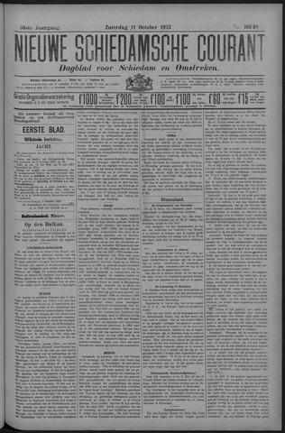 Nieuwe Schiedamsche Courant 1913-10-11
