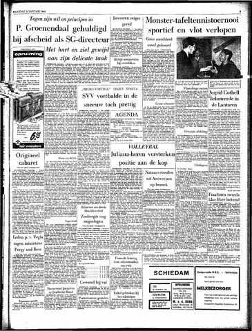 Rotterdamsch Parool / De Schiedammer 1963-01-14