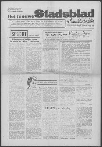 Het Nieuwe Stadsblad 1963-07-31