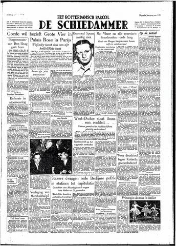 Rotterdamsch Parool / De Schiedammer 1949-05-24