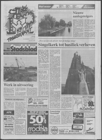Het Nieuwe Stadsblad 1990-07-06