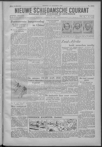 Nieuwe Schiedamsche Courant 1946-08-27