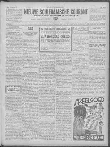 Nieuwe Schiedamsche Courant 1933-11-10