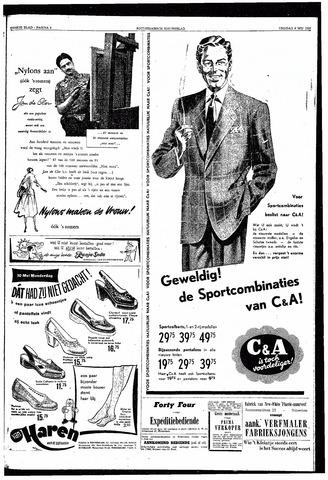 Rotterdamsch Nieuwsblad / Schiedamsche Courant / Rotterdams Dagblad / Waterweg / Algemeen Dagblad 1953-05-08