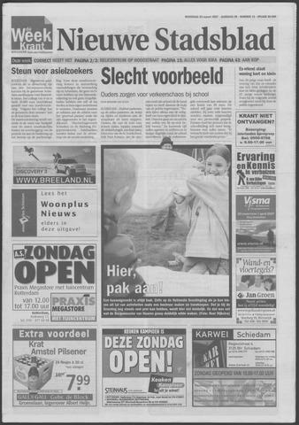 Het Nieuwe Stadsblad 2007-03-28