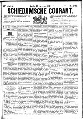 Schiedamsche Courant 1910-11-27