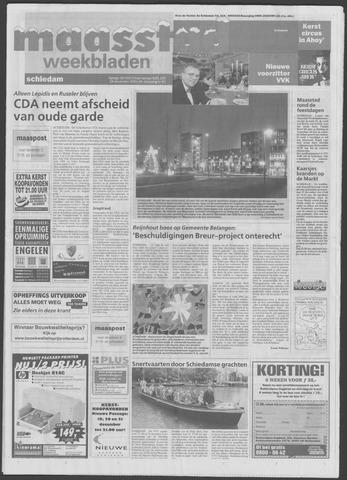 Maaspost / Maasstad / Maasstad Pers 2001-12-19