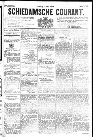 Schiedamsche Courant 1908-06-07