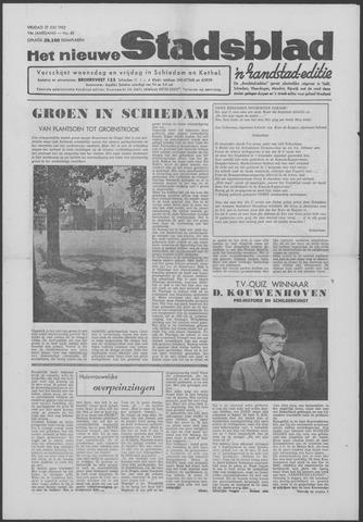 Het Nieuwe Stadsblad 1962-07-27