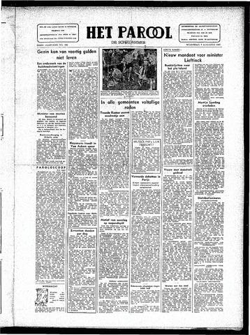 Rotterdamsch Parool / De Schiedammer 1946-08-07