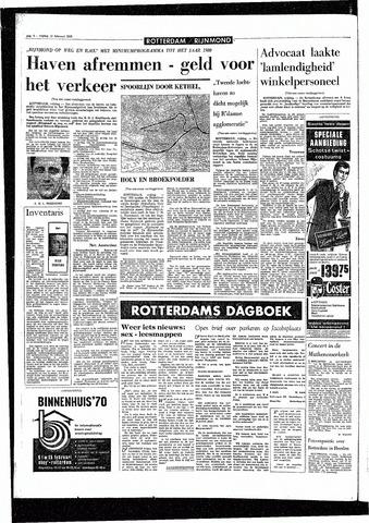 Rotterdamsch Parool / De Schiedammer 1970-02-13