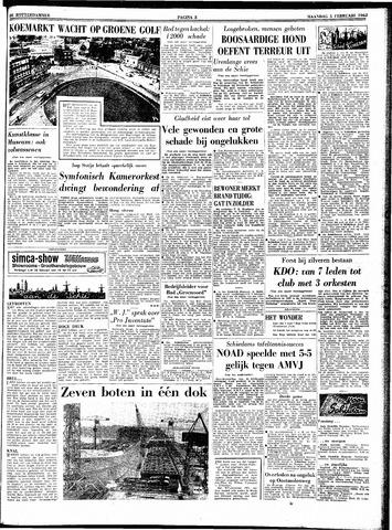 Trouw / De Rotterdammer 1962-02-05