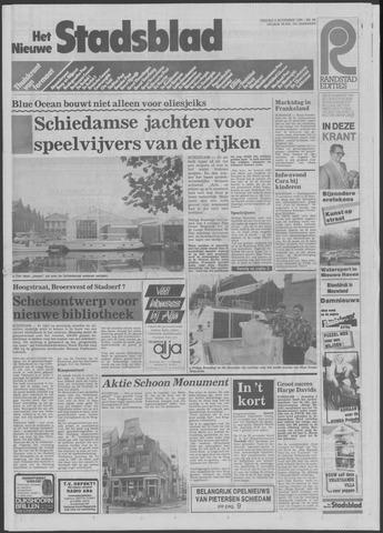 Het Nieuwe Stadsblad 1985-11-08