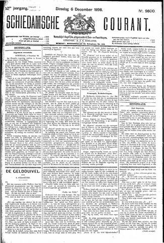 Schiedamsche Courant 1898-12-06