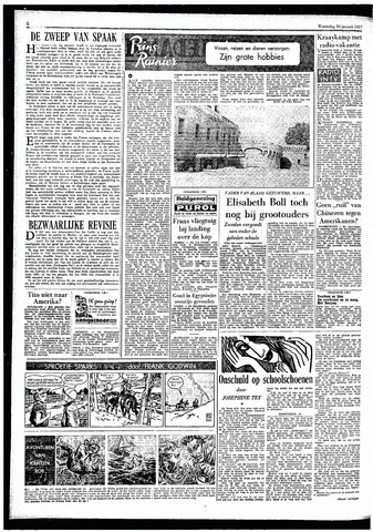 Rotterdamsch Parool / De Schiedammer 1957-01-30