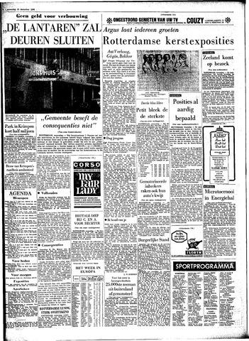 Rotterdamsch Parool / De Schiedammer 1964-12-23