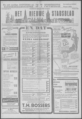 Het Nieuwe Stadsblad 1952-03-21