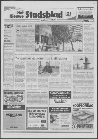 Het Nieuwe Stadsblad 1997-10-30