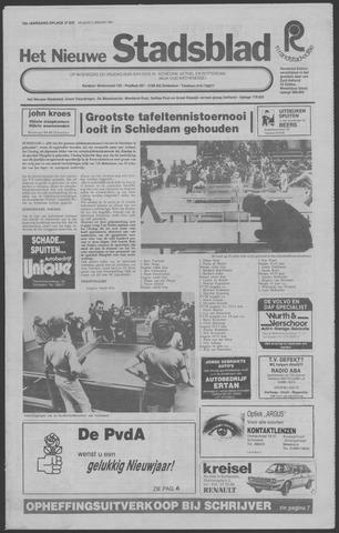 Het Nieuwe Stadsblad 1981