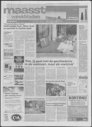 Maaspost / Maasstad / Maasstad Pers 2002-05-15