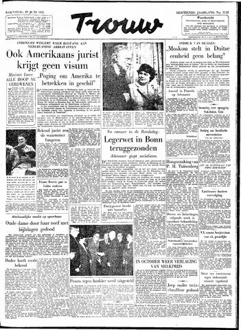 Trouw / De Rotterdammer 1955-06-29