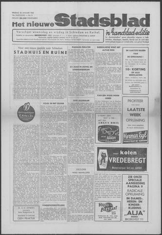 Het Nieuwe Stadsblad 1962-01-26