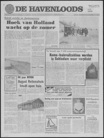 De Havenloods 1975-04-15